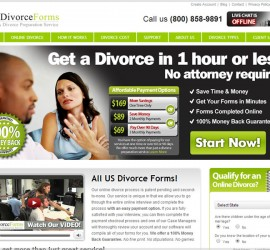 iDivorce Forms