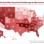 Which State Has The Most Second Marriages, And What It Means For You